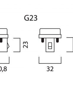 G23 Sockel