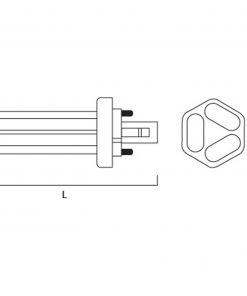 GX24Q-4 Sockel