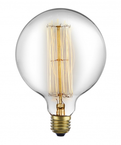 Globlampa Edison 40W E27