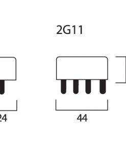2G11 Sockel