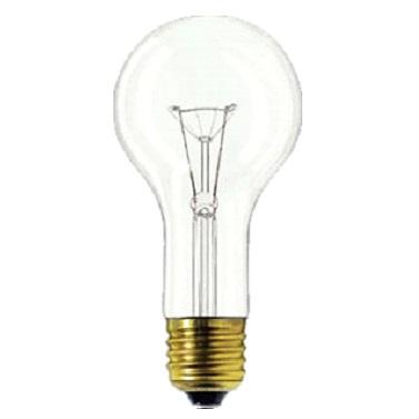 Normallampa 300W Klar E40