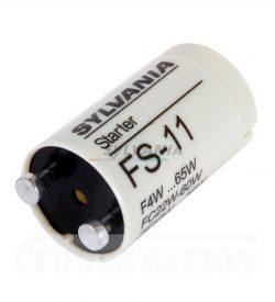 Glimtändare FS-11 4-60 W Single