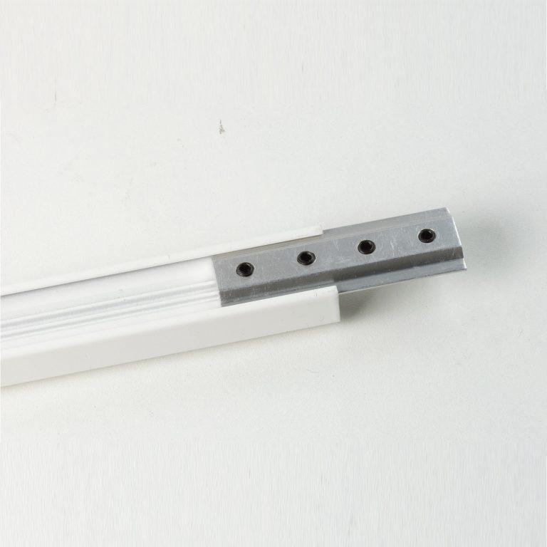 Nanotrack 1 Mekanisk koppling/skarv