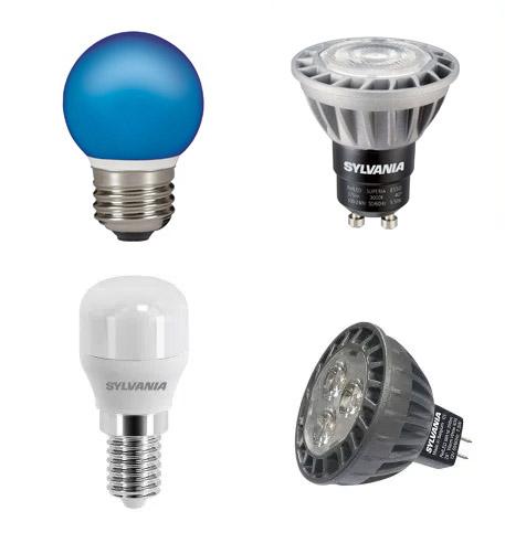 LED-ljuskällor