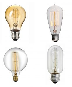 Koltrådslampor