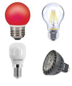 LED-lampor