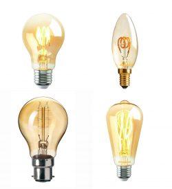 Vintagelampor