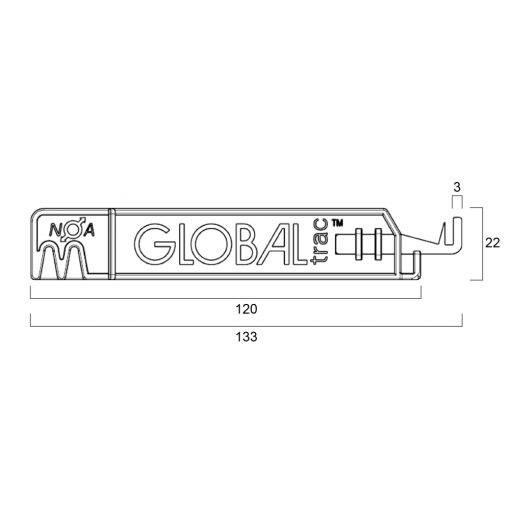 GLOBAL Trac Pro Böjverktyg XTSV12