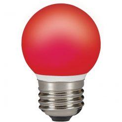 Sylvania ToLEDo Klot Röd 0,5W E27
