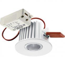 Lumiance Instar Eco Kit LED 2700K Dimbar Vit