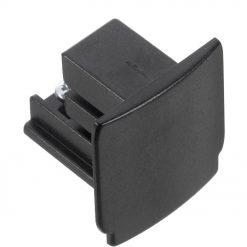 Global Trac Pro XTS41-2 Ändstycke svart