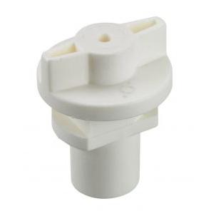Global Trac Pro/Pulse XTAK142-3 Infästning för krok/wire Vit