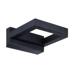 Sylvania Start Surface Wall Square Deco IP54 830 Svart