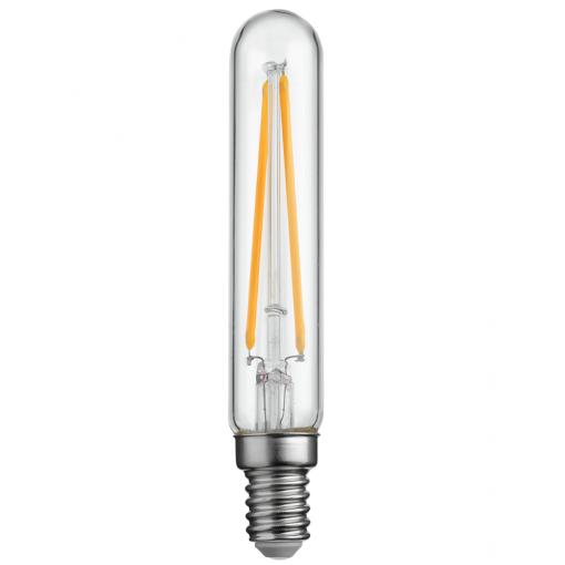 Uni-Ledison XL Rörlampa Klar Dimbar 2200K 2,5W 200lm E14
