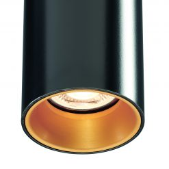 Concord TubiXx LED Pendant 2700K Svart-Guld 1